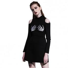 robe bones gothic