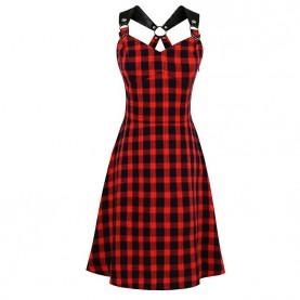 robe rétro gothique