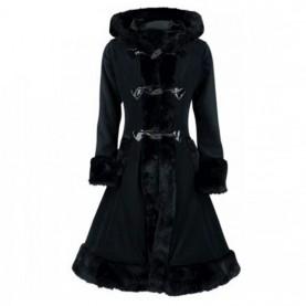 Manteau sorcière witch